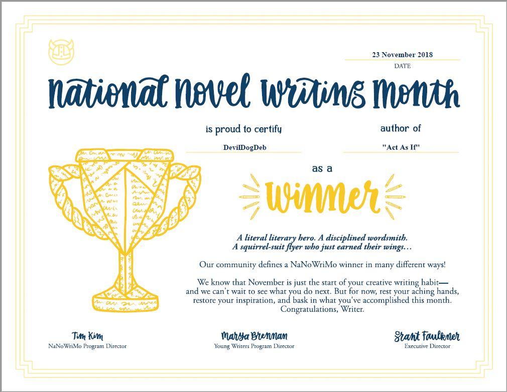 NaNo18-Winners-Cert